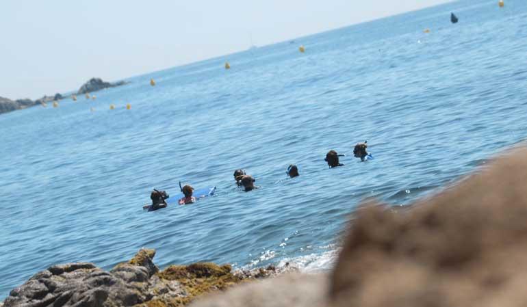 Snorkel en Lloret de Mar
