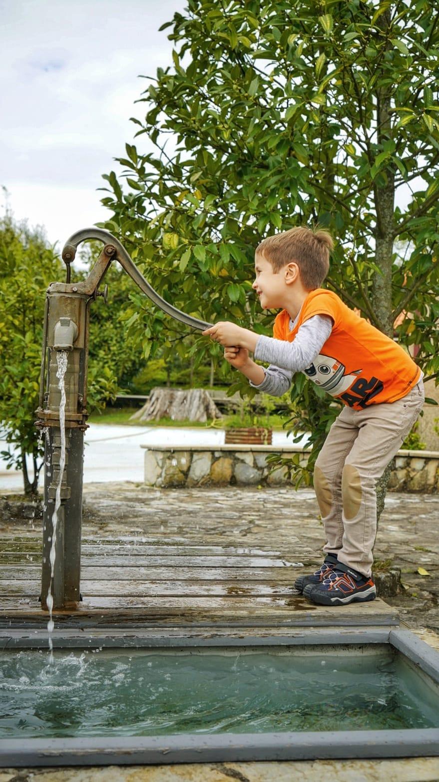 En Aquaciencia los más pequeños descubren los diferentes usos del agua