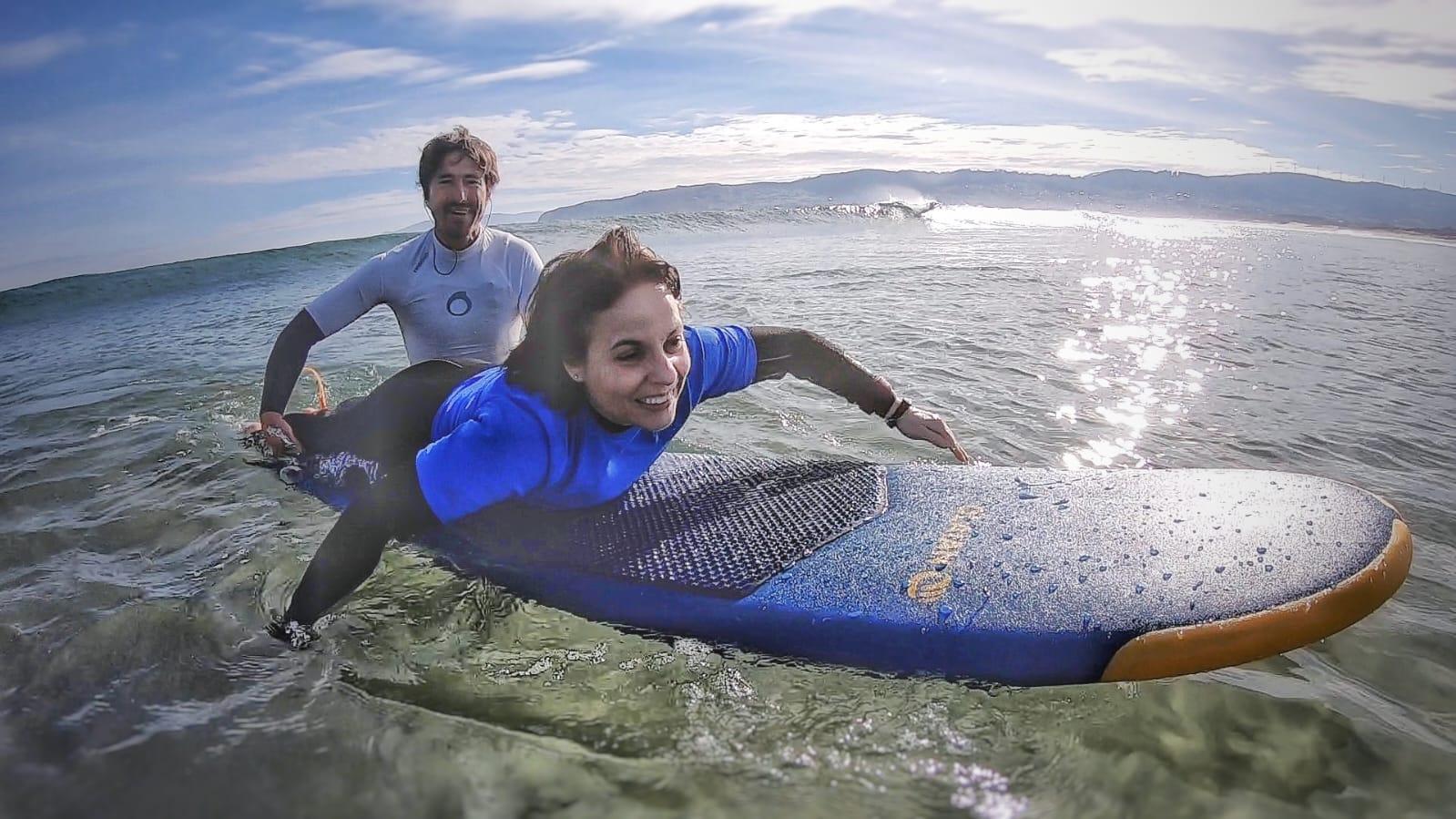 Ferrol es uno de los mejores lugares de la costa para aprender surf