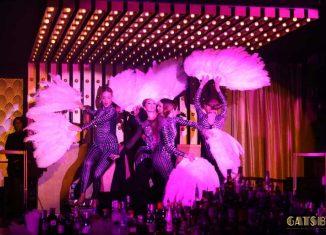 imagen Gatsby, el dinner-show más elegante…