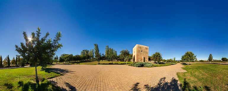 Parc de la Torre d'en Dolça Foto Patronato Municipal de Turismo de Vila-seca