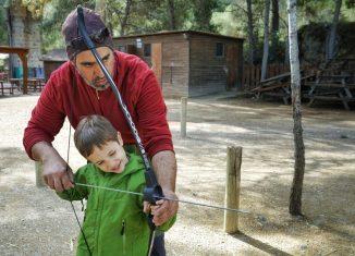imagen En Murcia con niños