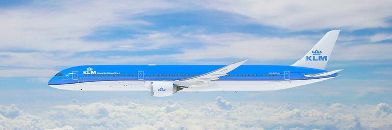 Dreamliner B787-10 de KLM