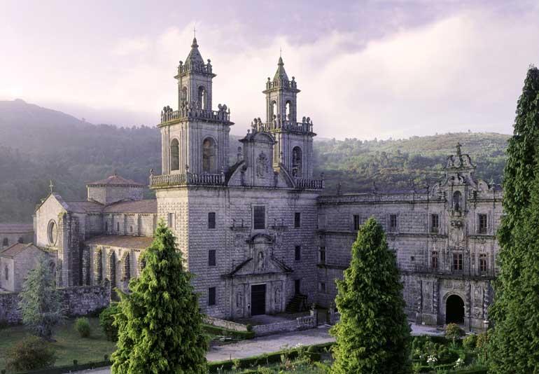 Monasterio de Oseira