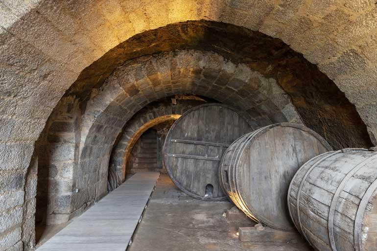 Museo del Vino de Galicia, parada de la Ruta de los Vinos O Ribeiro - Rías Baixas