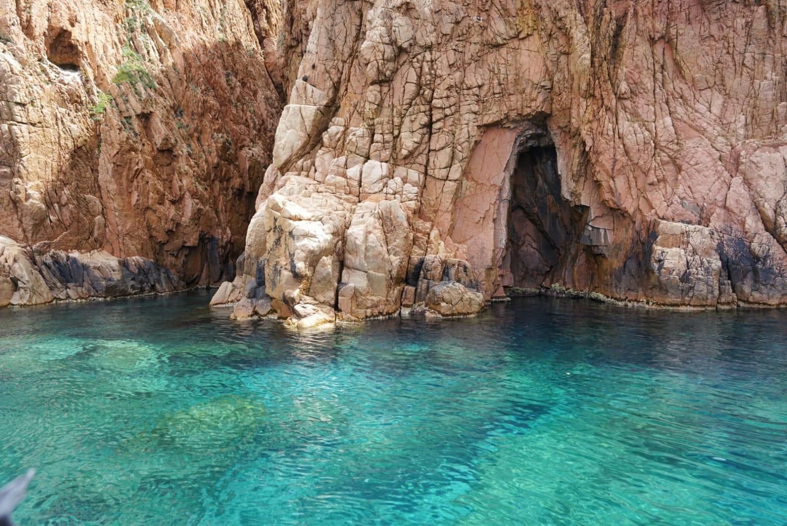 Aguas de Cabo Rosso