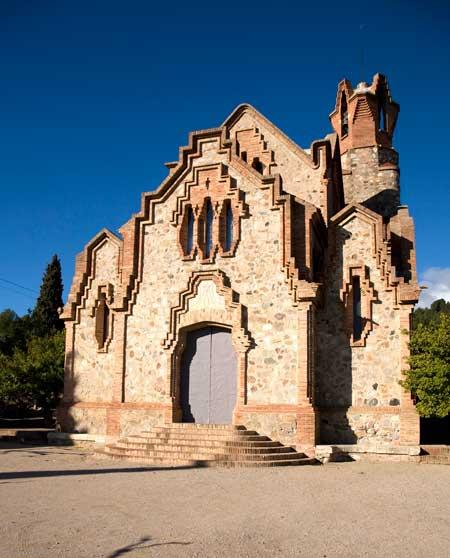 Ermita de la Virgen de la Riera © Anton Briansó