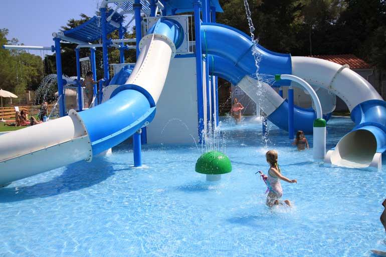 Instalaciones acuáticas en Lloret de Mar