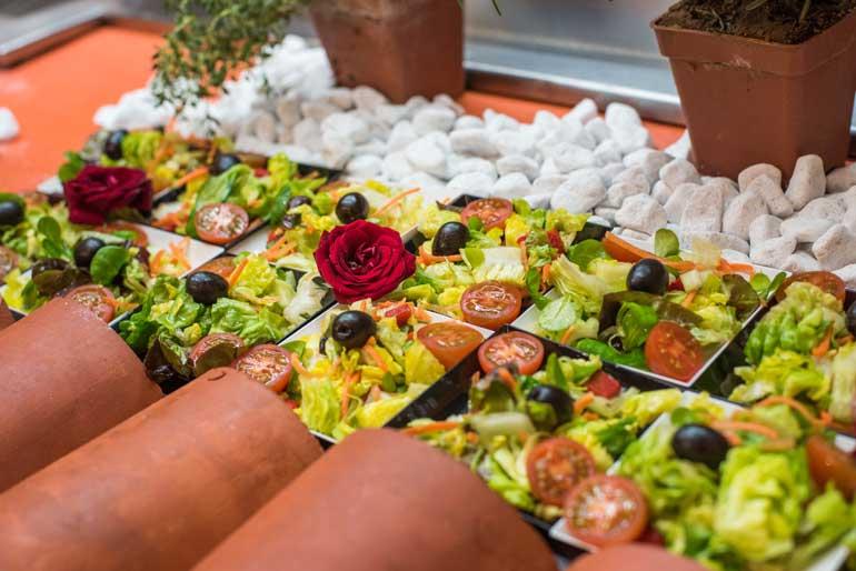 Gastronomía saludable en Lloret de Mar