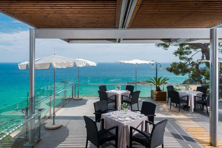 Restaurant 58 del Hotel Santa Marta