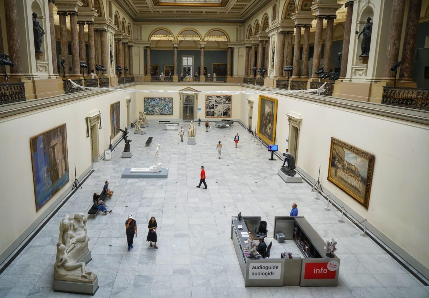 Museo de las Bellas Artes de Bruselas