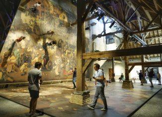 imagen Siguiendo las huellas de Bruegel…