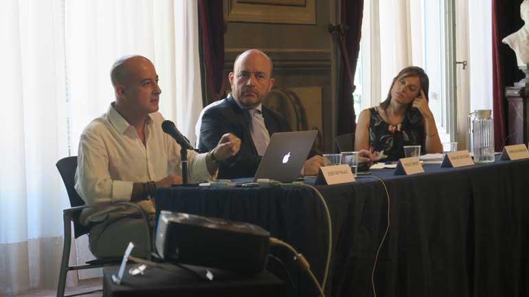 periodista y CEO de Inmedia Solutions, Josep Maria Palau