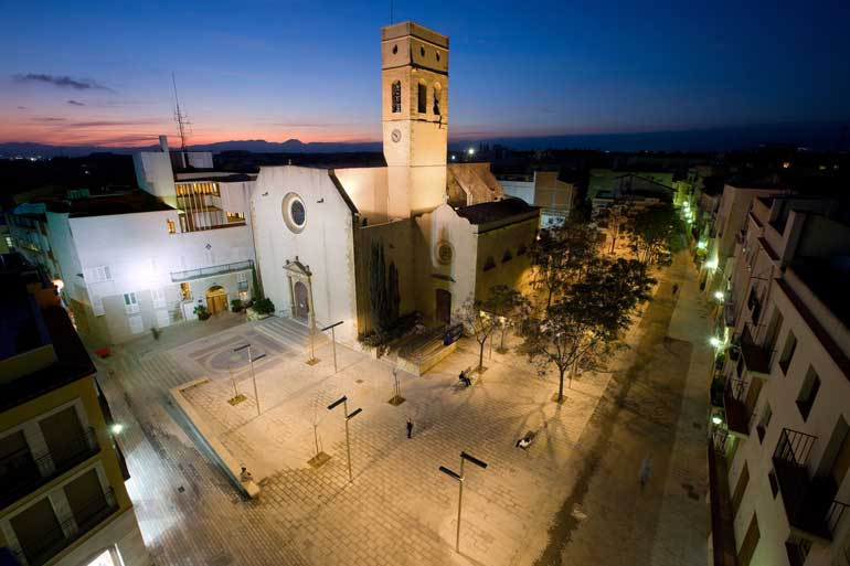 Iglesia de Sant Esteve de Vila-seca