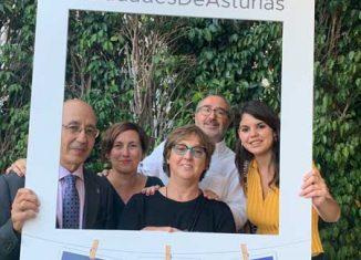 imagen Avilés, Gijón/Xixón y Oviedo presentan…