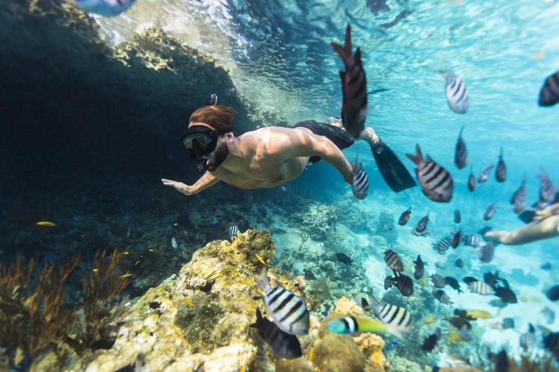 Los bahameños quieren seguir eliminar los plásticos para seguir manteniendo estas aguas