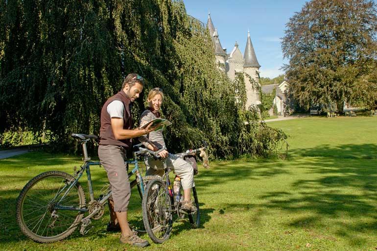 El ciclismo es muy popular en Valonia.