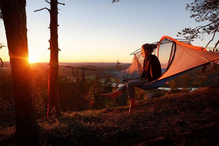 Relax en Laponia © Harri Tarvainen Visit Finland