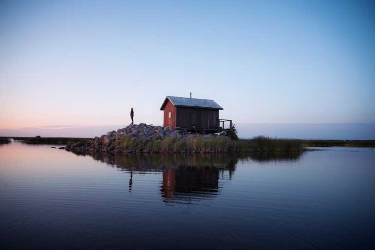 Verano en Laponia © Harri Tarvainen Visit Finland