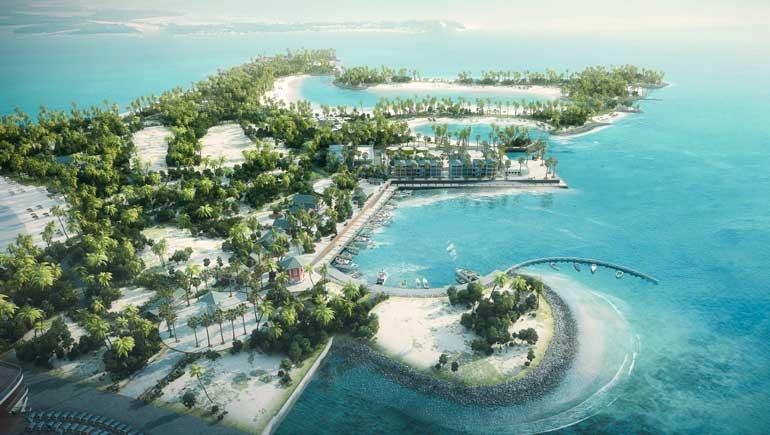 Isla de MSC en Las Bahamas