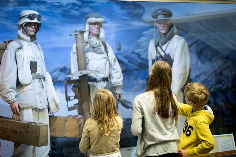 Museo de la Batalla de las Ardenas.