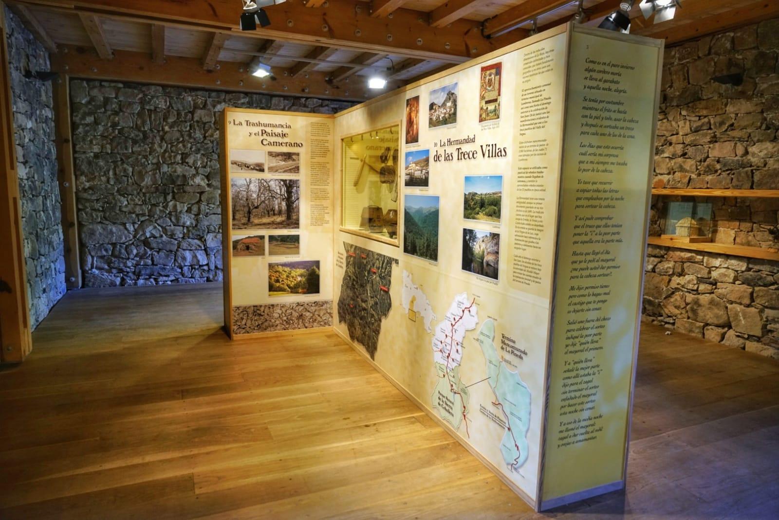 Museo de la Trashumancia de la Venta de Piqueras