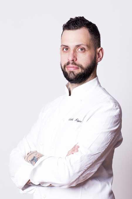 Chef Carlo Biggio