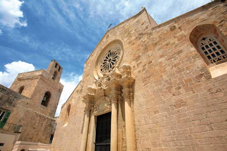 Catedral de Otranto. Fotógrafo: Carlo Solito