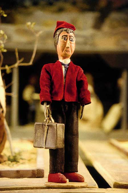 Marioneta del Tirisiti