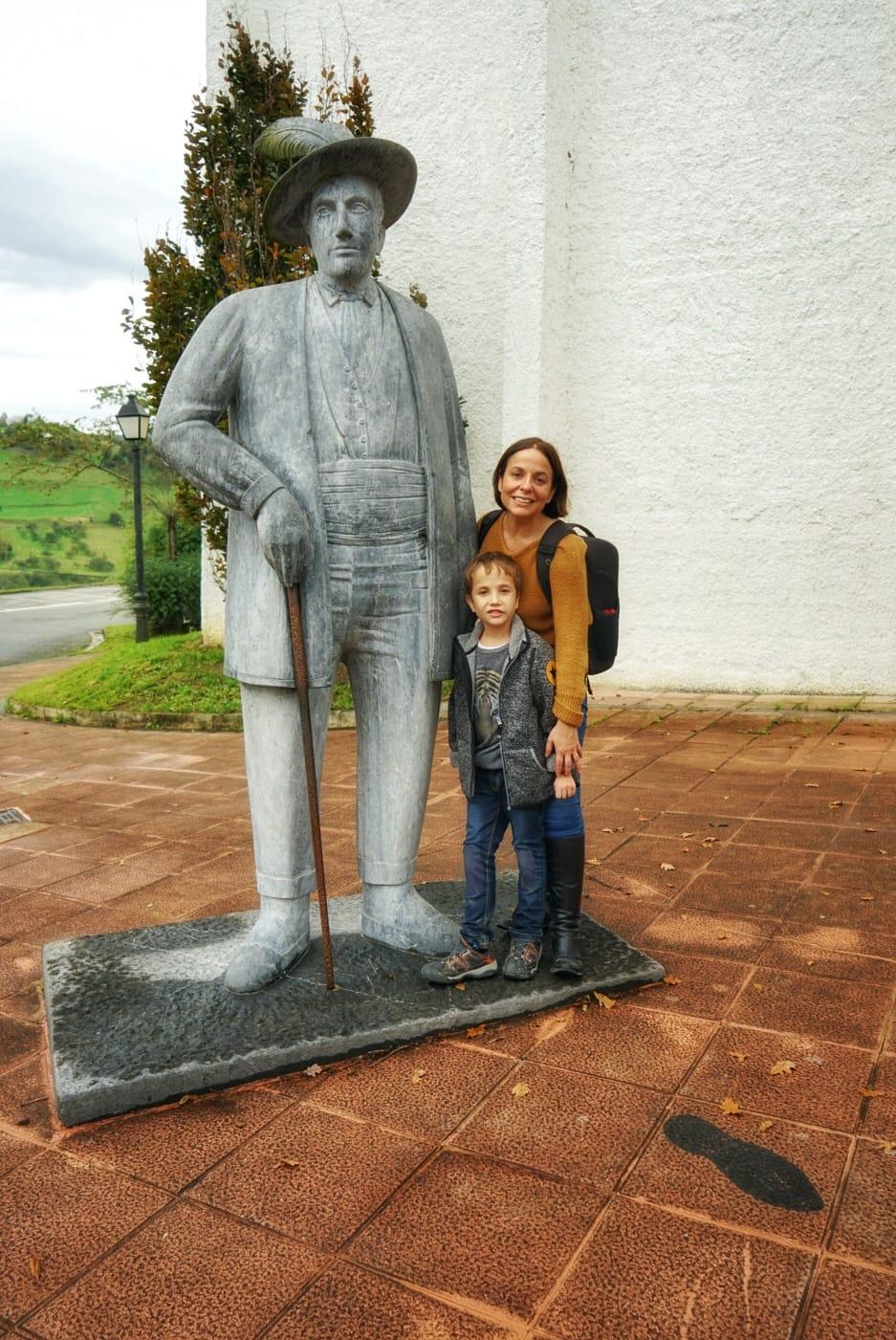 Escultura Gigante de Altzo