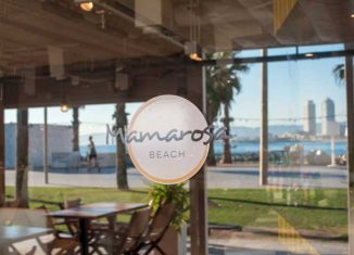 imagen Mamarosa Beach, cocina italiana frente…