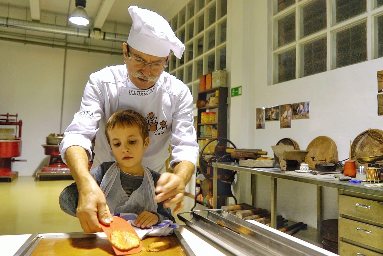 El confitero vasco Rafa Gorrotxategi es un gran maestro chocolatero