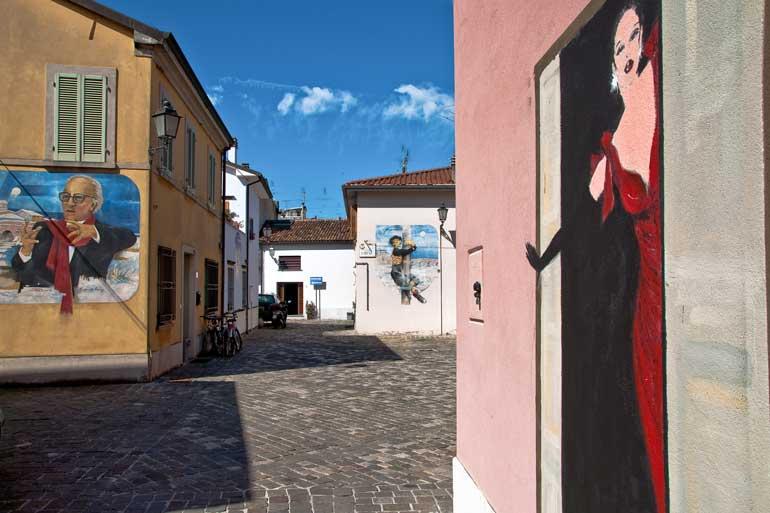 Piazzetta Gabena de Rimini