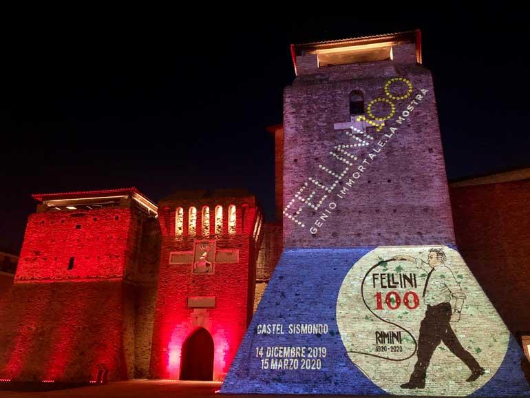 Exposición Fellini 100 Genio Immortale. La mostra - Rimini, Castel Sismondo