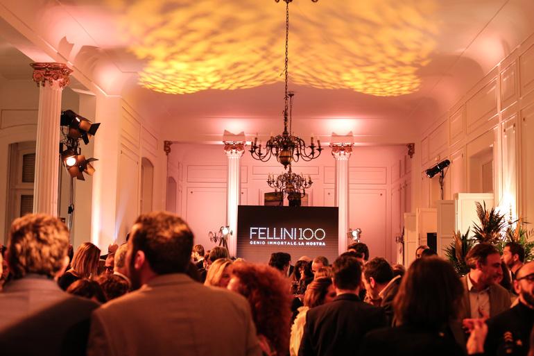 Fiesta La Dolce Vita en el Consulado de Italia en el marco de Fitur 2020
