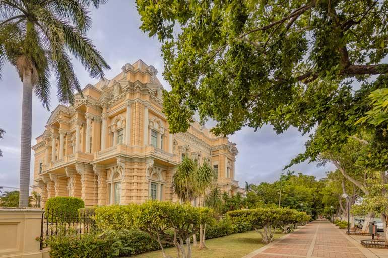 Mérida es la capital de estado mexicano de Yucatán