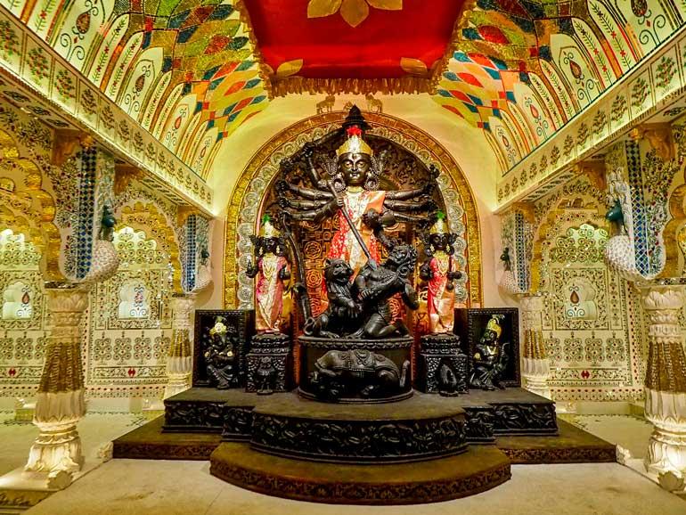El Festival Durga Puja se celebra en 2020 a partir del 23 de octubre