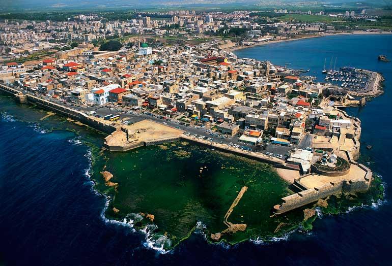 Acre, uno de los destinos más interesantes de Israel