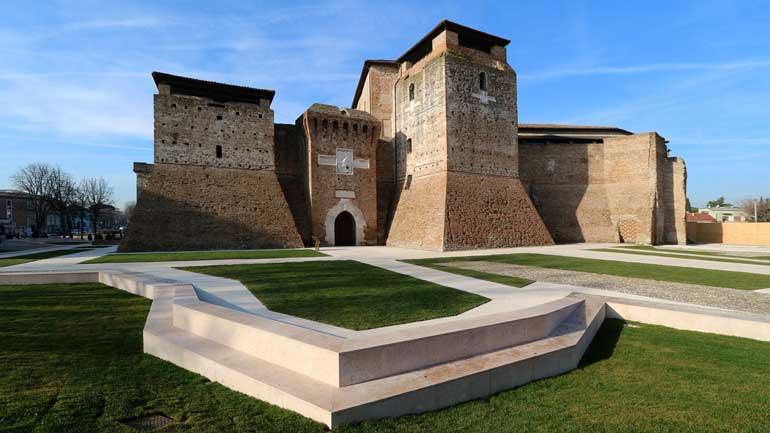 Castel Sismondo, en Rimini