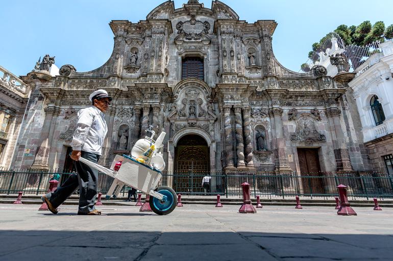 Iglesia de La Compañía de Jesús de Quito