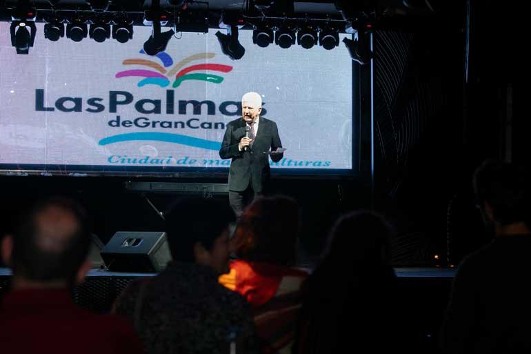 Presentación de Las Palmas de Gran Canaria en el marco de Fitur 2020