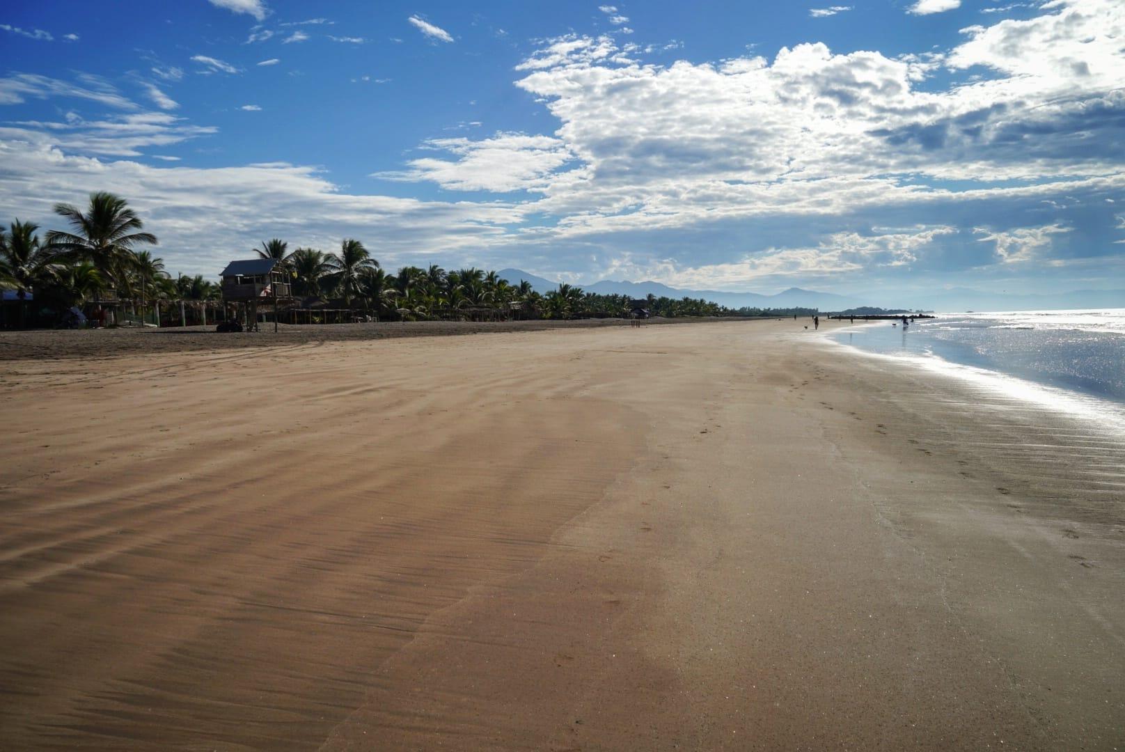 Playa del Borrego, San Blas