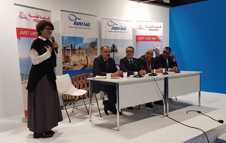 Presentación de Túnez en Fitur 2020