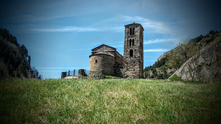 Santuario de Nuestra Señora de Meritxell