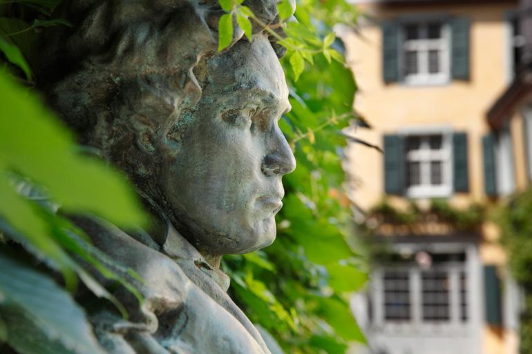 Estatua de Beethoven en Bonn © Sonja Werner