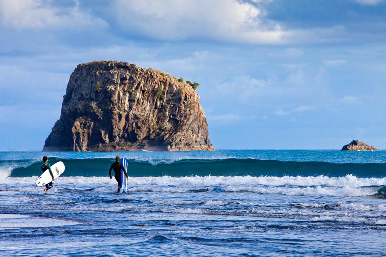 Surf en Madeira © Tiago Sousa