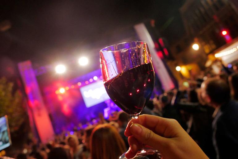 Los habitantes de Aranda de Duero llevan el vino en el ADN