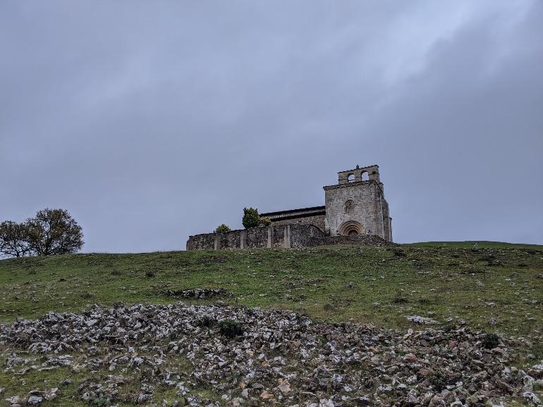 San Pantaleón de Losa. Foto © Patri Rojas