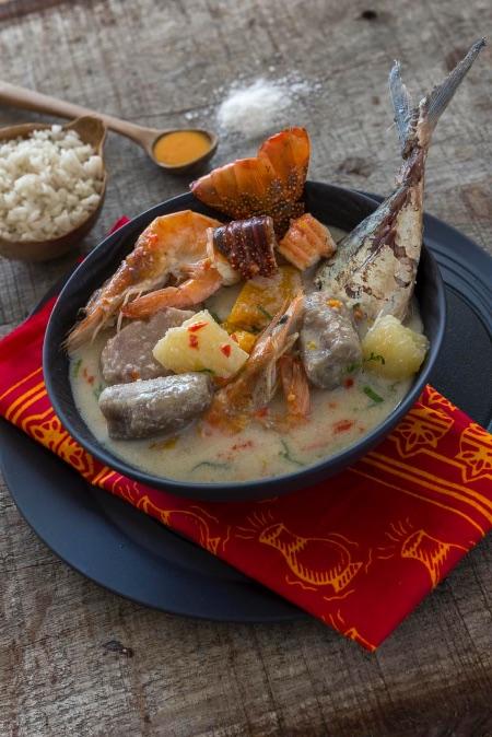 Tulemasi, plato típico de la gastronomía de Guna Yala