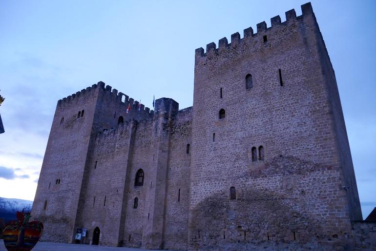 Castillo de Medina de Pomar © Patri Rojas